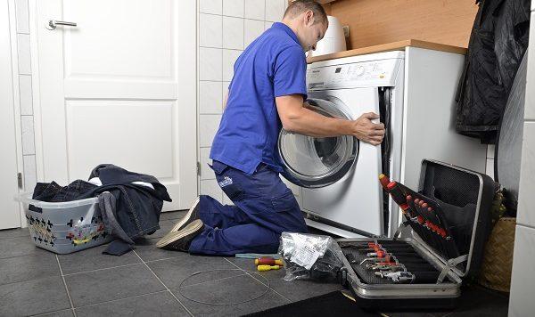 reparatie wasmachine centrifugeert niet